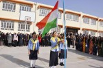 Three new schools with modern facilities in Erbil is opened